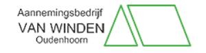 Aannemersbedrijf van Winden te Oudenhoorn