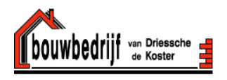Bouwbedrijf van Driessche & de Koster Hulst